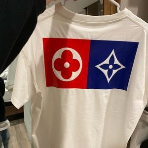 Louis Vuitton T-Shirt Oversized